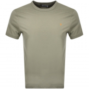 Product Image for Farah Vintage Dennis T Shirt Green